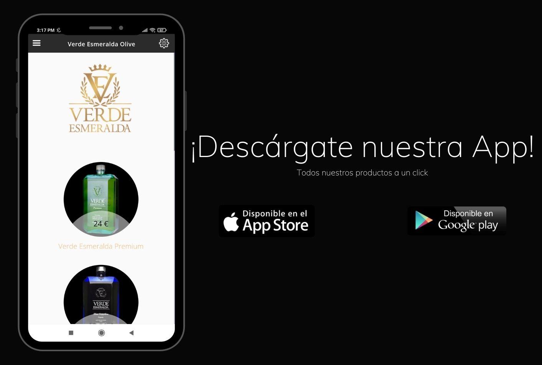 Verde Esmeralda App