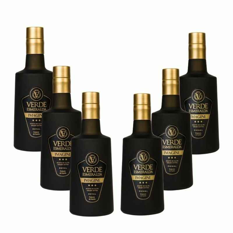 pack aceites gourmet