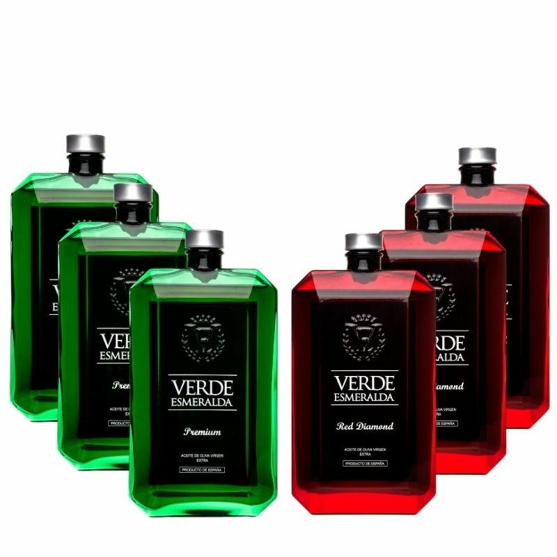 comprar aceite de oliva para regalar