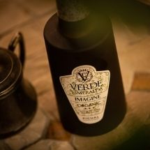 Aceite de oliva extra virgen organic