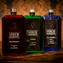 Aceite gourmet botellas