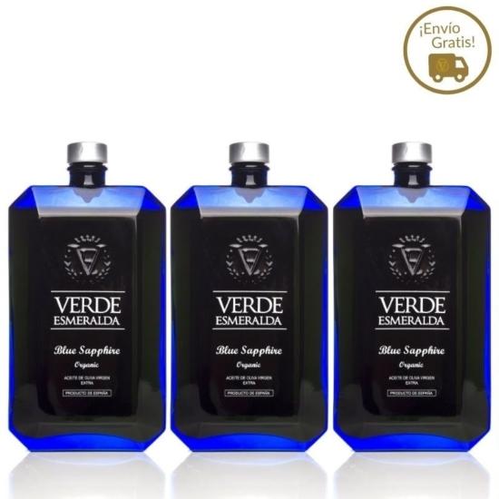 Aceite ecológico Blue Sapphire Pack 3